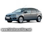 Ford Focus, Automatic