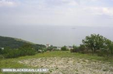 Sea-view building plot for sale in the villa-zone close to Balchik