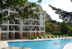 Balchik gardens - luxurious apartments in Balchik