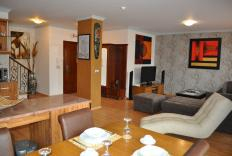 Fully furnshed 2 bedroom maisonette in Iglika complex