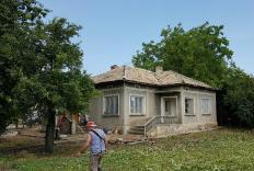 Renovation project near Balchik