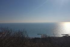 Sea-view plot near Balchik