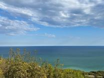 Sea view 5141 sq.m. building plot near Kavarna